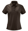 Vaude Women's Kerrik Polo bison